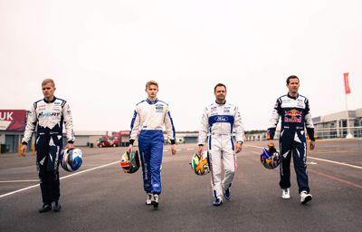 Denk, dankzij Ford, zoals een racecoureur en geniet van een succesvoller leven