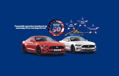 Morren Motor vijftig jaar in dienst van hun klanten!