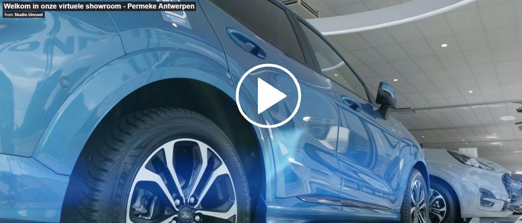 Virtuele Showroom Permeke Motors