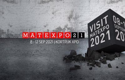 MATEXPO 8 - 12 SEPTEMBER 2021