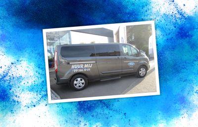 Huur onze minibus deze zomer