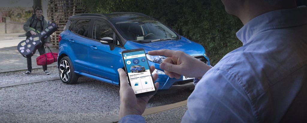 FordPass mobilité intelligente
