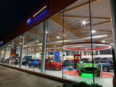 **Ihr neuer Ford Partner in Ostbelgien !**