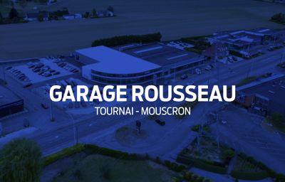 Découvrez le **Garage Rousseau** en vidéo