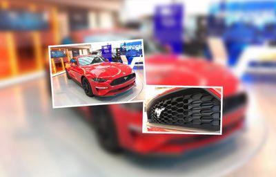La nouvelle Mustang vous attend au FordStore Vanspringel