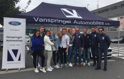 Ford Days by Vanspringel Automobiles au Dream Collector