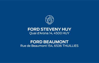 Nouvelles adresses à Beaumont et Huy