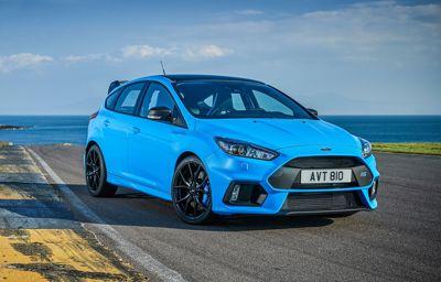 Un nouveau pack d'options pour la Ford Focus RS