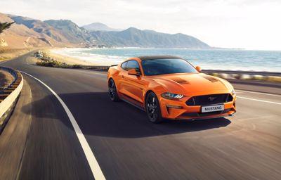 **Ford dévoile un nouveau modèle de Mustang !**