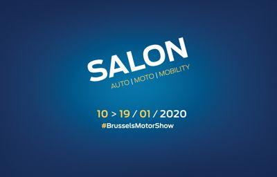 Remportez 2 entrées pour l'**Auto Salon 2020**