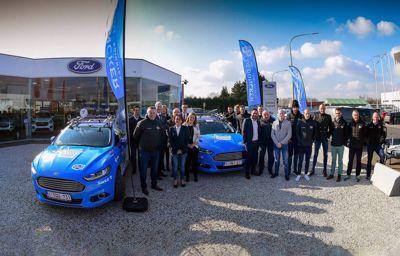 Wanty-Groupe Gobert roulera en Ford en 2018 et 2019