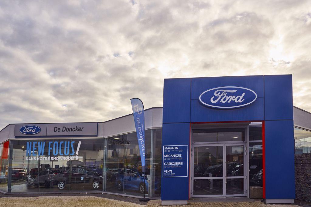 Ford Fleet & Leasing Business Center