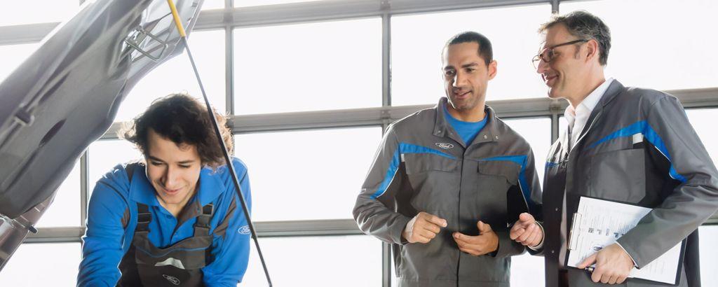 Ford Motorcraft Réparations
