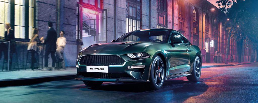 Nouvelle Ford Mustang Bullit FordStore Collé