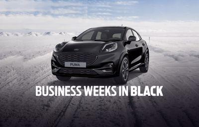 Les Business Weeks in Black chez **LuxMotor**