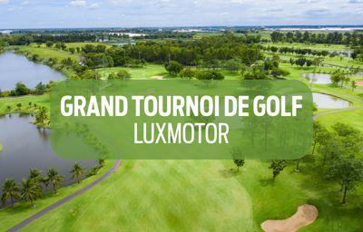 Inscription sur le 18ème tournoi de Golf - **Prix Ford LuxMotor**
