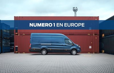 **Numéro 1** en Europe