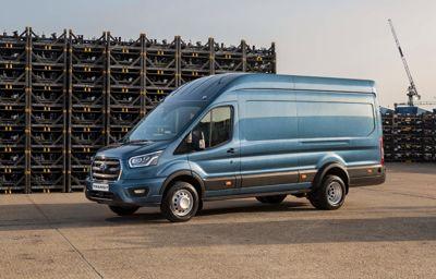 Ford annonce le lancement du nouveau Ford Transit de 5 tonnes.