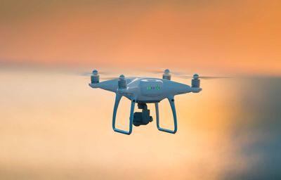 Ford onderzoekt de toekomst van drones