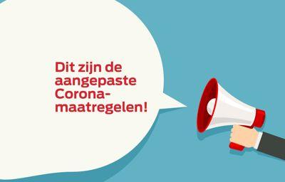 UPDATE 11.05 Corona Maatregelen