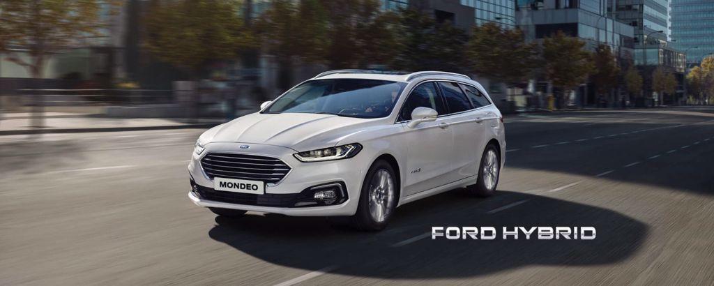 Ford Mondeo Hybrid (HEV)