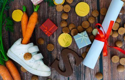 Doe mee aan de kleurwedstrijd voor Sinterklaas!