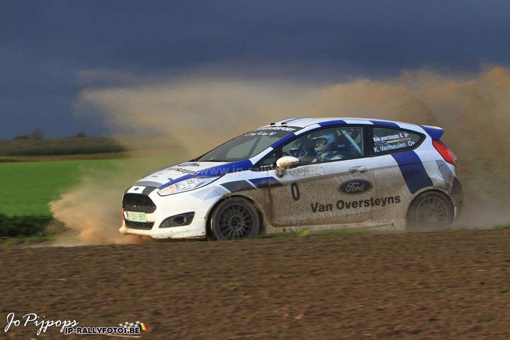 GVO motorsport Fiesta R200