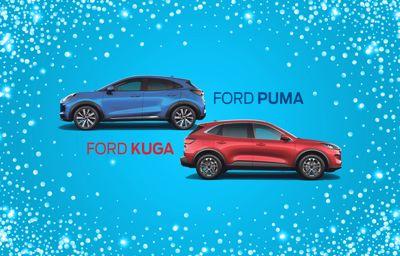 **Sensationeel openingsweekend met de Kuga & Puma!**