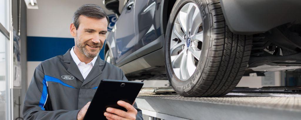 Ford Service après-vente entretien