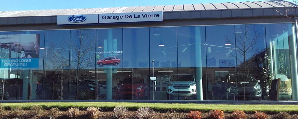 Atelier - carrosserie Garage de la Vierre