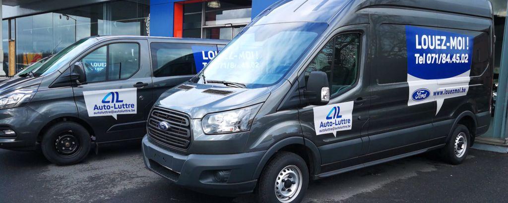 Service de location Auto Luttre
