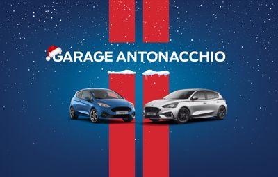 **Le Garage Antonacchio vous souhaite de belles fêtes**