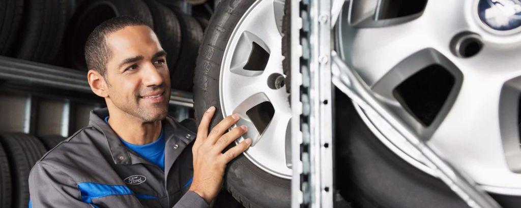 Ford Service après-vente Pneus