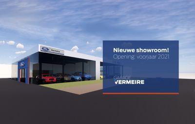 **Nieuwe Showroom in aankomst!**