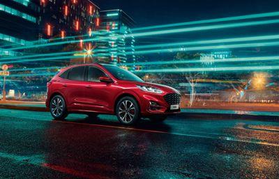 **De lancering van de nieuwe Ford Kuga!**
