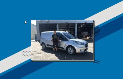 Ford Transit Connect: de ideale bedrijfswagen