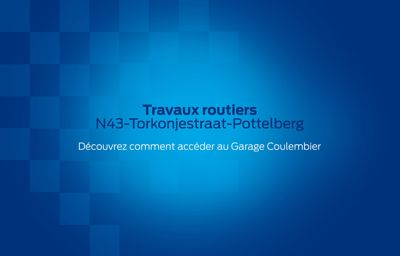 Travaux routiers | **Garage Coulembier**