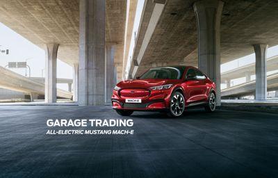La toute nouvelle Mustang Mach-E !