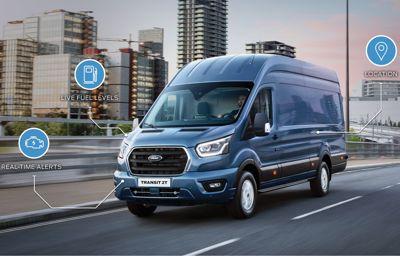 Ontdek de slimste Ford Transit 2T ooit!