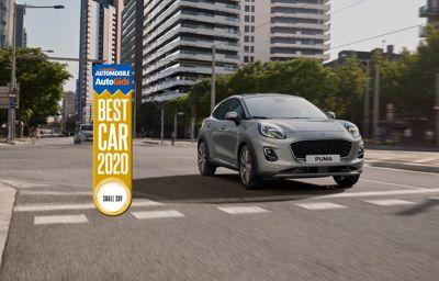 Ford schittert 4 keer bij de eerste Best Car Awards