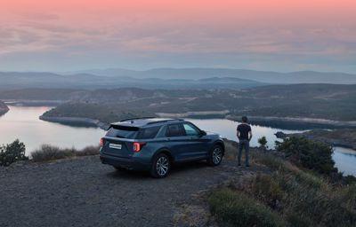 Lees meer over de Ford Explorer