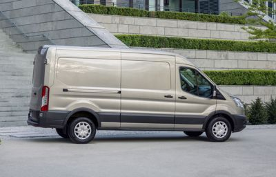 Ford Transit 2T verkozen tot 'Most Preferred Van'