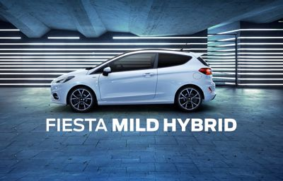 Ford voegt Fiesta Mild Hybrid toe aan geëlektrificeerd gamma