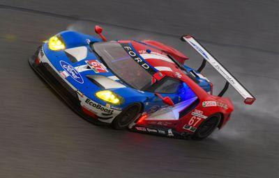 24 uur van Le Mans live te volgen