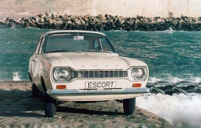 De Ford Escort beleefde 50 jaar geleden zijn première