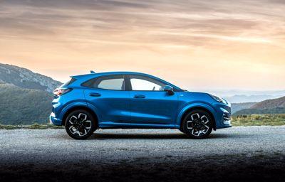 Ford introduceert nieuwe 7-traps automaat op EcoBoost Hybrid modellen