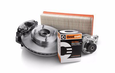 Ford Omnicraft: onderhoud en onderdelen voor alle merken