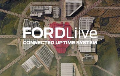 FORDLiive: voor de productiviteit van bedrijfsvoertuigen