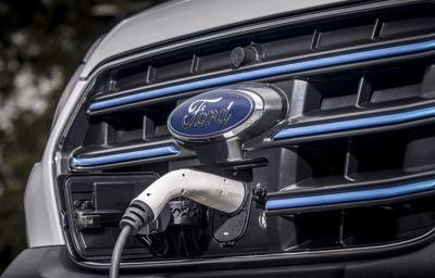 Ford E-Transit: de volledig elektrische bestelwagen