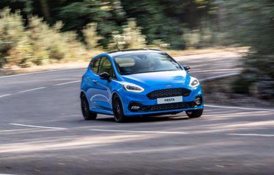 Ford Fiesta ST Edition: verstelbare auto suspensie en exclusieve styling